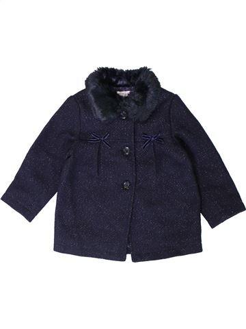 Manteau fille M&CO bleu 18 mois hiver #1403124_1