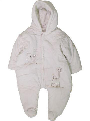 Combi-Pilote fille MARKS & SPENCER blanc 1 mois hiver #1403234_1