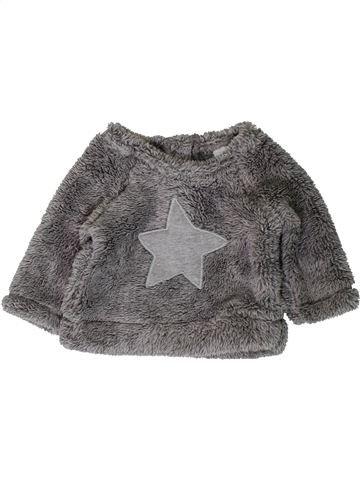 Pull unisexe NEXT gris 3 mois hiver #1403311_1