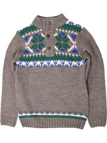 jersey niño MARKS & SPENCER gris 7 años invierno #1403326_1