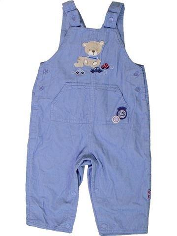 Mono niño GEORGE azul 3 meses invierno #1403411_1