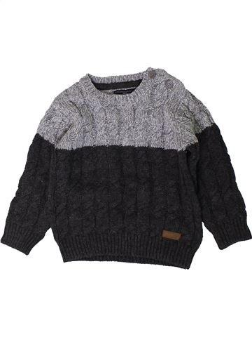 Pull garçon PRIMARK noir 3 ans hiver #1403419_1
