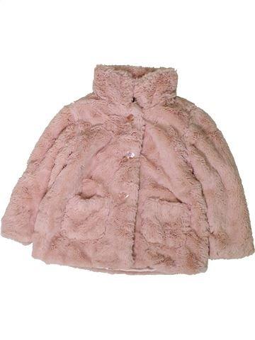 Manteau fille PRIMARK rose 3 ans hiver #1403462_1