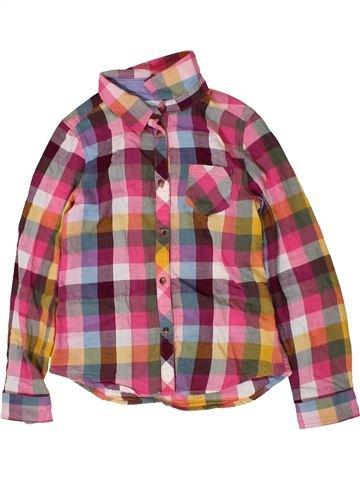 Camisa de manga larga niño H&M marrón 7 años invierno #1403469_1