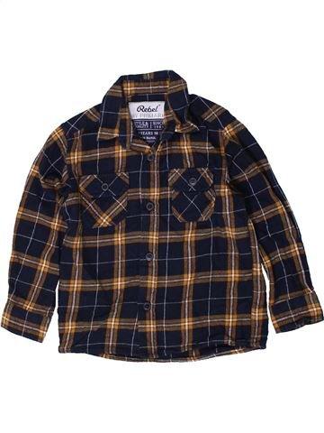 Chemise manches longues garçon PRIMARK noir 3 ans hiver #1403471_1