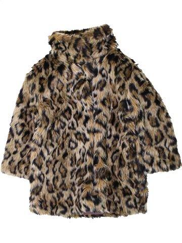 Manteau fille NEXT marron 5 ans hiver #1403497_1