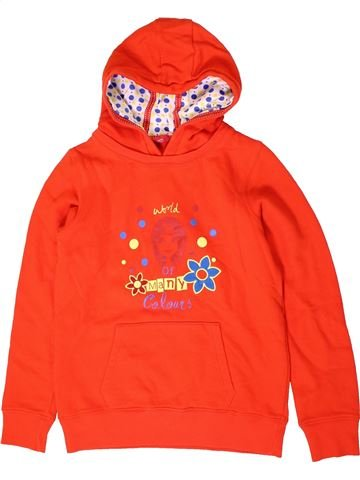 Sweat fille MANGUUN rouge 11 ans hiver #1403513_1