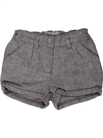Short - Bermuda fille NEXT gris 2 ans hiver #1403522_1