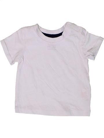 Camiseta de manga corta niño PRIMARK blanco 3 meses verano #1403540_1