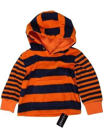 Pull garçon DUNNES STORES orange 9 mois hiver #1403668_1