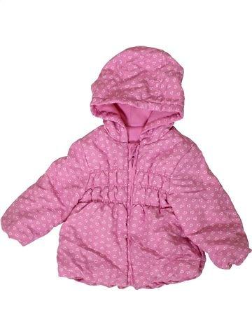 Manteau fille DUNNES STORES violet 12 mois hiver #1403695_1