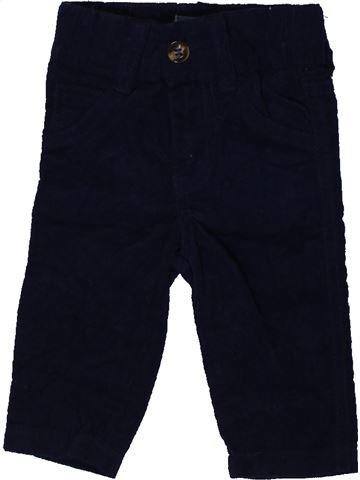 Pantalon garçon ANDY & EVAN noir 6 mois hiver #1403712_1