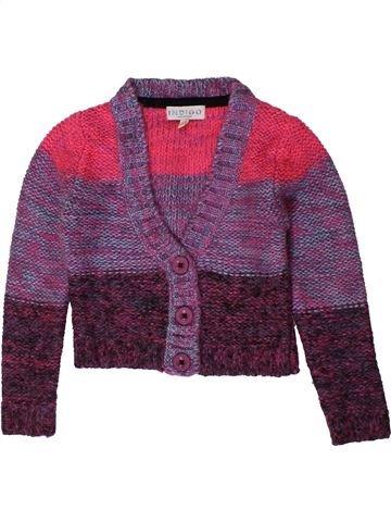 Gilet fille MARKS & SPENCER violet 6 ans hiver #1403715_1