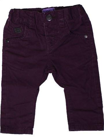 Pantalon garçon NEXT violet 6 mois hiver #1403793_1
