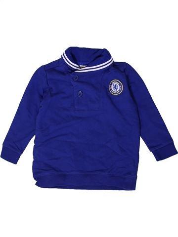 Sweat garçon CHELSEA FOOTBALL CLUB bleu 2 ans hiver #1403811_1