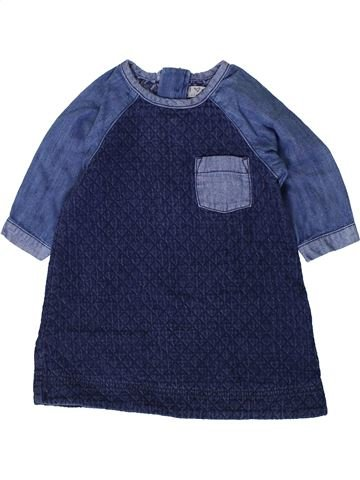 Robe fille NEXT bleu 18 mois hiver #1403823_1