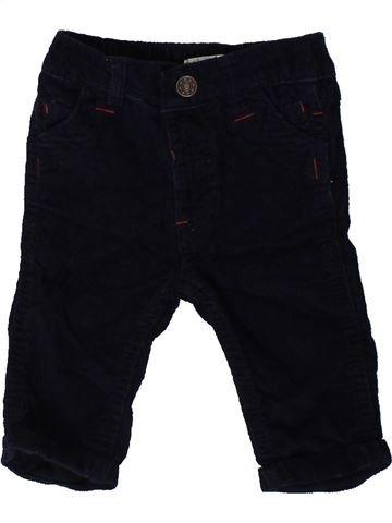 Pantalon garçon M&CO noir 6 mois hiver #1403851_1