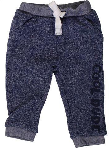 Pantalon garçon F&F bleu 9 mois hiver #1403857_1