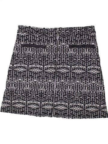 Jupe fille RIVER ISLAND gris 10 ans hiver #1403871_1