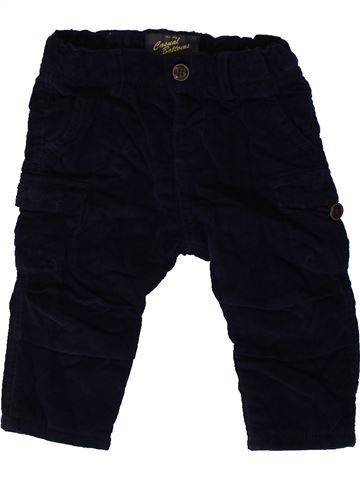 Pantalon garçon ZARA noir 6 mois hiver #1403932_1