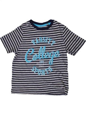 Camiseta de manga corta niño PEPPERTS azul 8 años verano #1403934_1