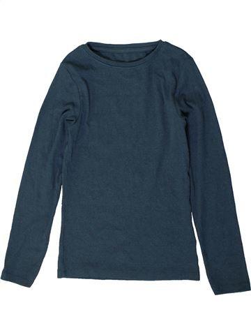 T-shirt manches longues fille NEXT bleu 7 ans hiver #1403938_1