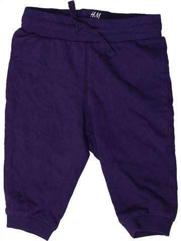 Pantalon garçon H&M bleu 6 mois hiver #1403957_1