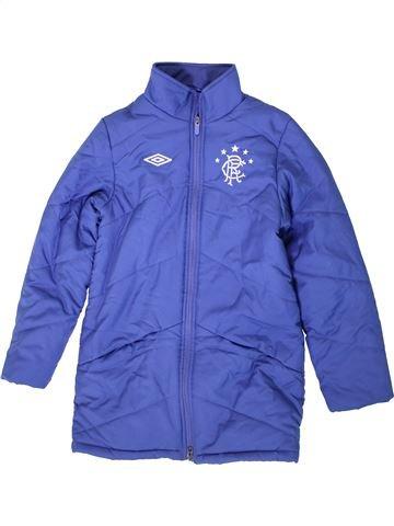 Manteau garçon UMBRO bleu 11 ans hiver #1404016_1