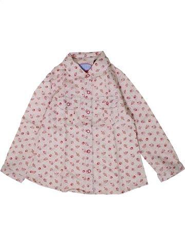 Blusa de manga larga niña SERGENT MAJOR blanco 2 años invierno #1404411_1