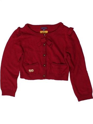 Chaleco niña SERGENT MAJOR rojo 4 años invierno #1404431_1