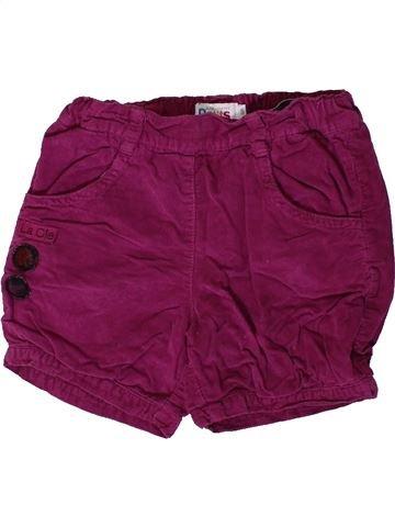 Short-Bermudas niña LA COMPAGNIE DES PETITS violeta 3 años invierno #1404580_1