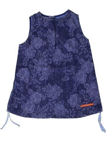 Vestido niña BOUT'CHOU azul 6 meses verano #1405255_1
