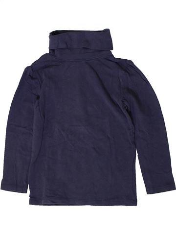 Camiseta de cuello alto niña TAPE À L'OEIL azul 4 años invierno #1405380_1