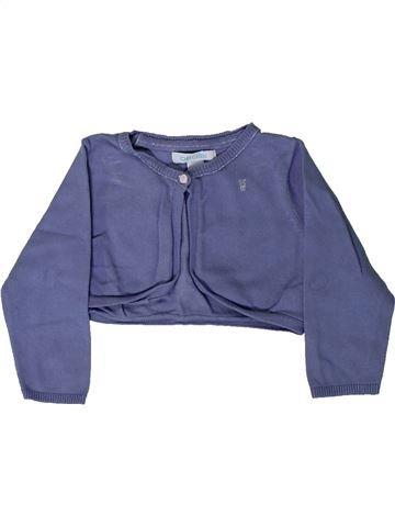 Bolero niña OKAIDI azul 6 meses invierno #1405457_1