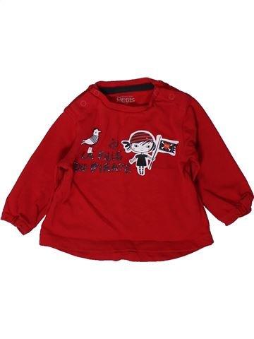 Camiseta de manga larga niña LA COMPAGNIE DES PETITS rojo 6 meses invierno #1405979_1