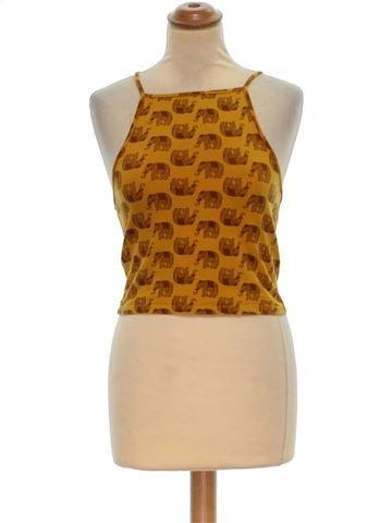 Camiseta sin mangas mujer FOREVER 21 L verano #1406022_1