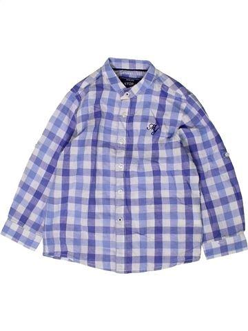 Chemise manches longues garçon MAYORAL violet 2 ans hiver #1407691_1