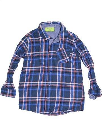 Chemise manches longues garçon MOUNTAIN WAREHOUSE bleu 12 ans hiver #1407898_1