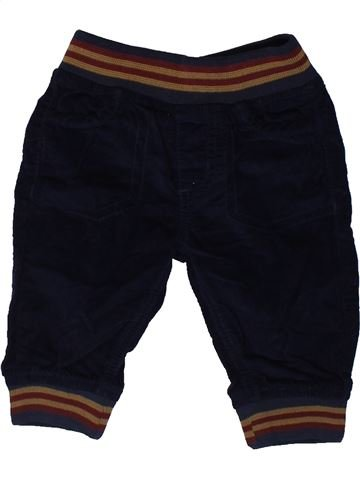 Pantalon garçon PEACOCK'S noir 6 mois hiver #1408036_1
