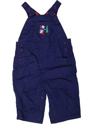 Mono niño JOHN LEWIS azul 6 meses invierno #1409001_1