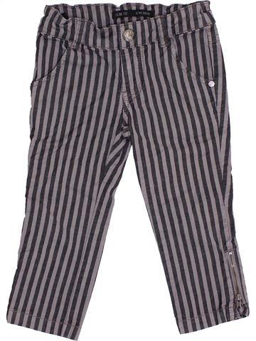 Pantalón corto niña IKKS violeta 4 años verano #1409923_1