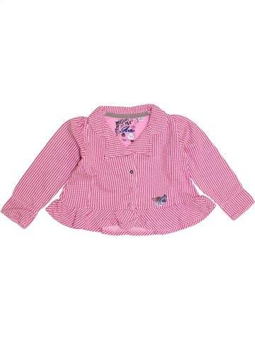 Sudadera niña MARÈSE rosa 3 años invierno #1410595_1