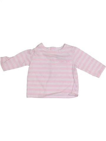 Camiseta de manga larga niña JACADI blanco 3 meses invierno #1410685_1