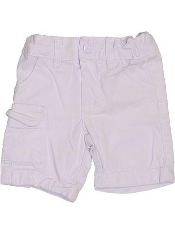 Short-Bermudas niño KIMBALOO blanco 3 meses verano #1411466_1