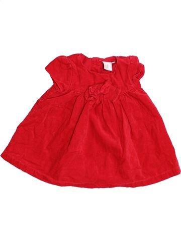 Vestido niña JASPER CONRAN rojo 6 meses invierno #1412452_1