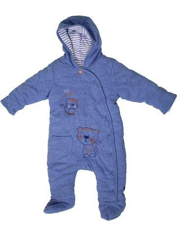 Mono-polar niño BHS azul 6 meses invierno #1413541_1