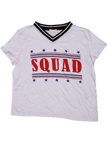 Camiseta de manga corta niña KYLIE blanco 13 años verano #1413819_1