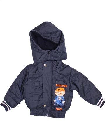 Abrigo niño BABY azul 12 meses invierno #1414376_1