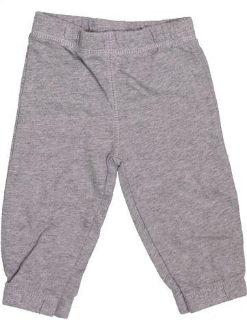 Pantalón niño CARTER'S gris 6 meses invierno #1414643_1