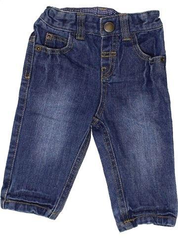 Tejano-Vaquero niño JOHN LEWIS azul 6 meses invierno #1415103_1
